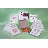 Buy cheap Alternative pizza box , Size varied,Diversity of printing,customized box product
