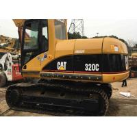 Buy cheap Original Japan Used Cat 320C Excavator 19300KG Weight 1.2M3 Capacity from wholesalers