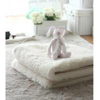 Wholesale Hand Tufted White Aera Rug Plush Carpets From China Carpets Factory from china suppliers