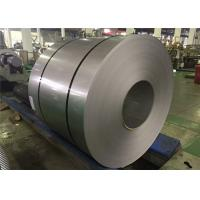 Buy cheap Tape Shaped Stainless Steel Strip Coil Bight Surface Color Elegant Look from wholesalers