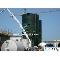 5000 m3 Fire Water / Fresh Water Storage Tank with Great Corrosion and Abrasion Resistance Manufactures