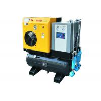 Buy cheap Combined Rotary Twin Screw Compressor 7.5HP from wholesalers
