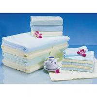 Buy cheap 100%cotton jacquard terry towel blanket with high quality from wholesalers