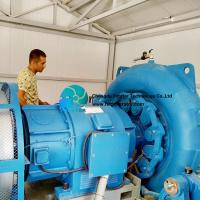 China Hot Sale Factory Price 1.5mw 2mw 3mw 5mw Water Power Low Rpm Hydro Francis Turbine For HPP on sale