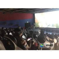 Wholesale SGS GMC Custom 5 D Cinema Synthetic Leather / 4D Theater Experience from china suppliers