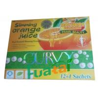 Buy cheap Slimming Orange Juice Natural Lose Weight Coffee For fat burner from wholesalers