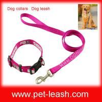 China Pet supplies The dog leash traction on the rope QT-0089 on sale