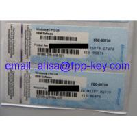 Buy cheap Windows 7 coa label ,Original windows 7 professional oem key sticker ,X16 version from wholesalers