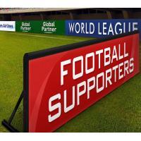Buy cheap Outdoor Waterproof Stadium Sports Perimeter LED Display P8 P10 P16 Aluminium from wholesalers