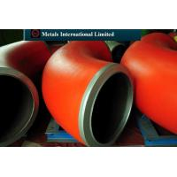 Wholesale Pipe Fittings-ASME/ANSI B16.9,ASME B16.47,ASME B16.48,MSS SP-75 from china suppliers