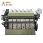Buy cheap 8N330-SN/3163KW Yanmar Marine Diesel Engine from wholesalers