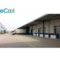 Wholesale Low Temperature Frozen Food Storage Warehouses , Frozen Beef Processing Chilled Storage from china suppliers