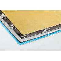 Buy cheap Water Prooing Sound Deadening Material Flexible 1.8 mm For Trucks from wholesalers