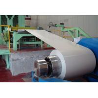 Buy cheap custom cut JIS, CGCC mechanical, electrical equipment Prepainted Color Steel Coils / coil from wholesalers
