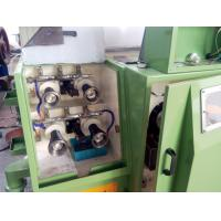 Buy cheap Green Super Fine Wire Drawing Machine , 1800mpm Pulley Wire Drawing Machine product