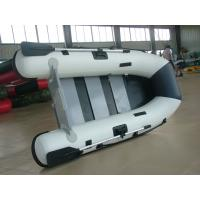 Buy cheap Lightweight Marine Foldable Inflatable Boat With Electric Trolling Motor from wholesalers