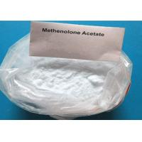 Buy cheap CAS 434-05-9 Methenolone Acetate Muscle Building Prohormones White Powder from wholesalers