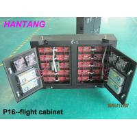 P16 Outdoor Video Led display Cabinet , Full Color Led Display Board Manufactures