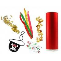 Buy cheap Children's Party Bomb 21cm Red Pirate from wholesalers