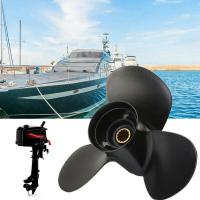 Buy cheap New Aluminum Outboard Propeller 11 1/8x13 G Aluminum Alloy Props for Mercury 40HP 45HP 48HP 50HP engine from wholesalers