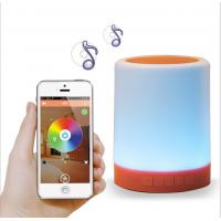 LED Lignt Dancing Wireless Bluetooth Portable Speaker Outdoor Music Player Handsfree Support TF card support AUX line-in