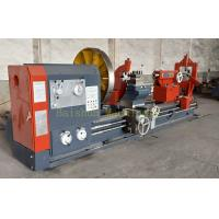 Buy cheap Metal Cutting Industrial Lathe Machine / Casting Horizontal Turret Lathe from wholesalers