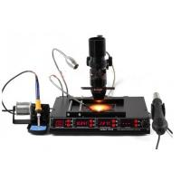 Buy cheap Brand new YIHUA 1000B Infrared Bga Rework Station 1000A 1000B 3 in 1 Soldering Station from wholesalers