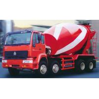 China HINO - (RC-285) - used concrete mixer drum truck on sale