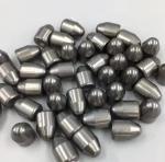 Buy cheap zhuzhou cemented carbide mining button, tungsten carbide button, hardmetal button from wholesalers
