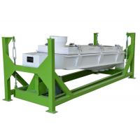 Buy cheap Animal Poultry Wood Pellet Screener Heavy Duty Rotary Screen Low Failure Rate from wholesalers