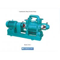 Buy cheap Vacuum Pump/Water Ring Vacuum Pump/Liquid Ring Vacuum Pump from wholesalers