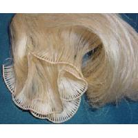 Buy cheap Top Quality Brazilian Hair Hand Tied Weft from wholesalers