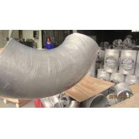 Buy cheap ASTM A815 S31803 90° Elbow Duplex Stainless Steel Fittings Forged Steel Fittings Stub End from wholesalers