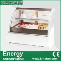 Buy cheap China factory sale,cake display cabinet showcase,commercial chiller,Bakery Store showcase from wholesalers