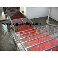 Buy cheap tomato paste production line,Fruit paste making machine from wholesalers