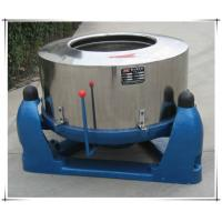 Buy cheap Stainless Steel Material Hydro Laundry Extractor Machine For Textile Factory from wholesalers