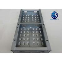 Buy cheap Cr12 D2 Material Roll Forming Die For Steel Springboard / Scaffolding from wholesalers