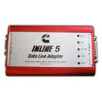 Buy cheap 12v Cummins INSITE 7.5 INLINE 5 for Diesel Engine Scanner Truck Diagnostic Tools from wholesalers