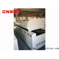 Buy cheap CNSMT Supply Heller Smt Production Line 1809MKIII 1809EXL Used Reflow Oven 9 Zone Heats 2 Cool Zone from wholesalers