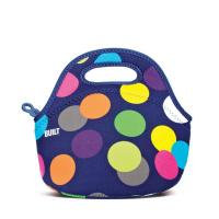 Wholesale Insulated Neoprene Lunch Tote Bag Waterproof Neoprene Lunch Cooler bag Neoprene Lunch bag for food.Size:30cm*30cm*16cm from china suppliers
