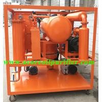 Buy cheap Vacuum Transformer Oil Filter Machine Price,Double Stages High Vacuum Pumping System from wholesalers