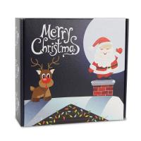 Wholesale Christmas Gift Folding Boxes Corrugated Paper Top Sheet White Back Paper from china suppliers