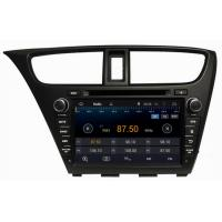 Buy cheap Ouchuangbo Pure Android 4.4 GPS Navigation Stereo System for Honda Civic 2014 DVD 3G Wifi from wholesalers