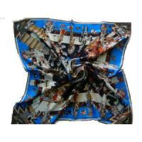 Buy cheap Tiger Printed Silk Scarf (HP-2327) product