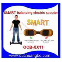Buy cheap Ouchuangbo Yellow Self-balancing vehicle electric balancing scooter OCB-XX11 from wholesalers