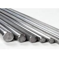 Buy cheap ASTM/ASME SB 425 Alloy 825/incoloy 825/UNS N08825 steel round bar from wholesalers