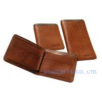Buy cheap High quality leather men's wallet,purse,fashion wallet,genuine leather wallet ,card holder from wholesalers
