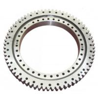 Buy cheap Factory custom Heavy Industrial equipments inner gear, Light Type Slewing Bearings, 50Mn, 42CrMo from wholesalers