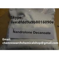 Buy cheap High Purity White Nandrolone Steroid Phenypropionate / NPP DECA Durabolin CAS 60-70-3 from wholesalers