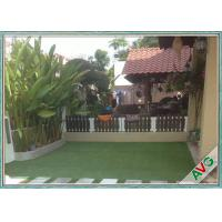 Buy cheap Outdoor Sports Flooring Playground Synthetic Grass / Safety Artificial Turf For Gardens from wholesalers